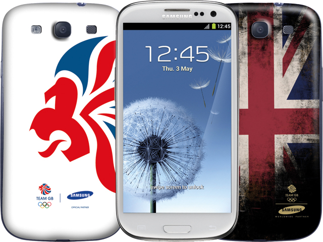 Samsung to release limited edition Galaxy S III for Olympics