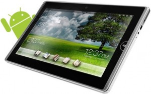 Android May Upset Windows 8 Tablet in War with Apple's iPad